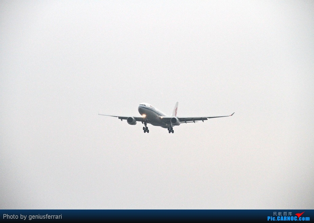 Re:[原创][CARNOC重庆飞友会]新年CKG,春运更给力 AIRBUS A330-200 B-6536 重庆江北国际机场