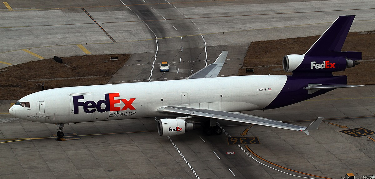 Re:[原创]【拜年图】ZBAA节前最后一贴,XDJM们春节好~除夕守夜的管制员伤不起啊 MCDONNELL DOUGLAS MD-11  中国北京首都机场