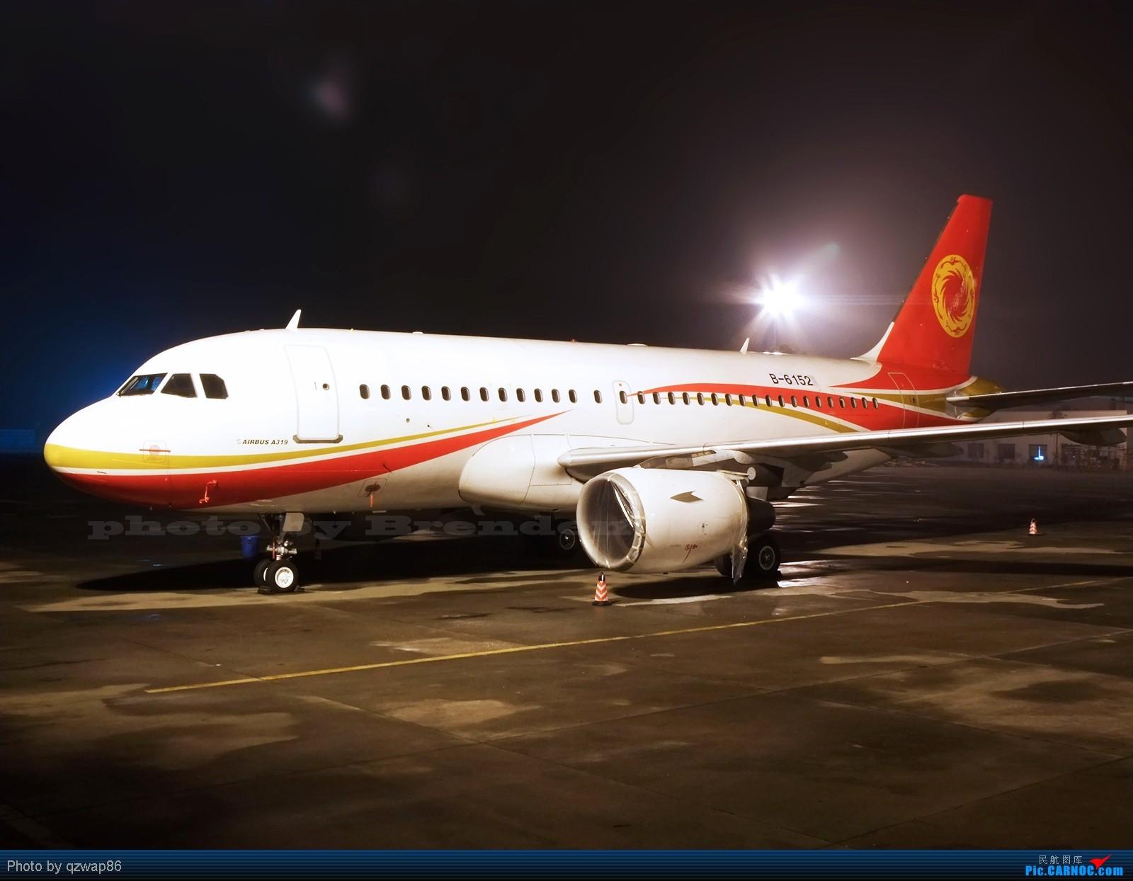 Re:[原创]【CCFA成都空港缘分】伤离别,写在B-6152退租时 AIRBUS A319 B-6152 成都双流国际机场