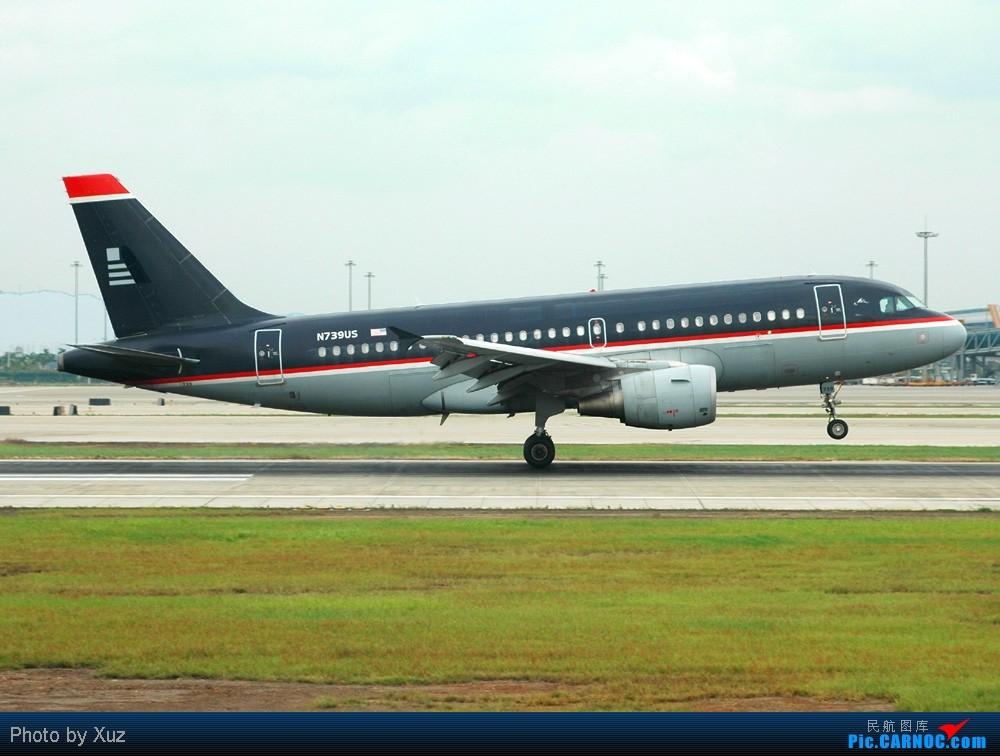 Re:[原创]【CCFA成都空港缘分】伤离别,写在B-6152退租时 AIRBUS A319 N739US 中国广州白云机场
