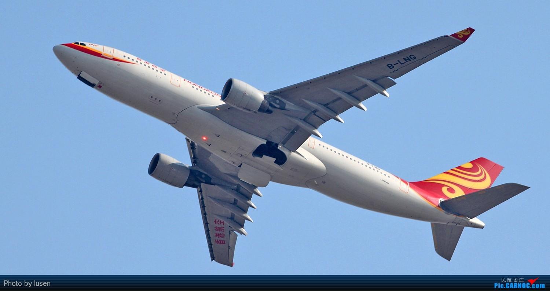 [原创]大年初四PEK的各种肚皮照 AIRBUS A330-200 B-LNG PEK