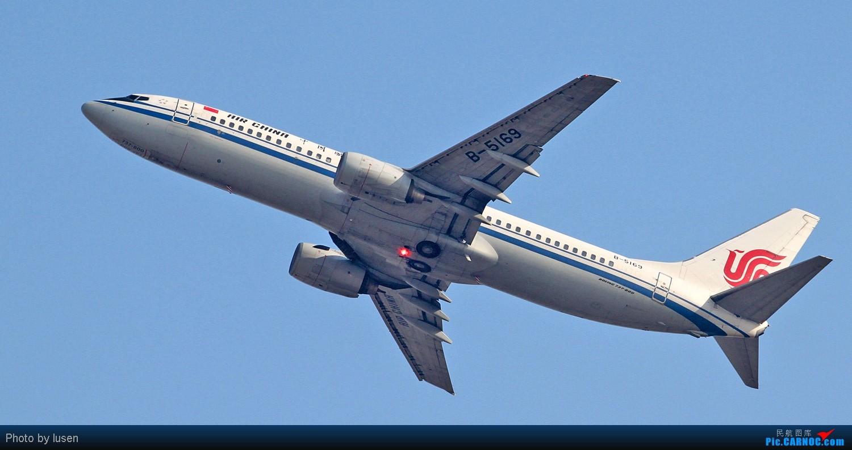 Re:[原创]大年初四PEK的各种肚皮照 BOEING 737-800 B-5169 PEK