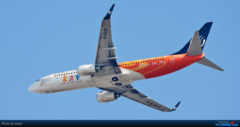 Re:[原创]大年初四PEK的各种肚皮照 BOEING 737-800 B-5590 PEK