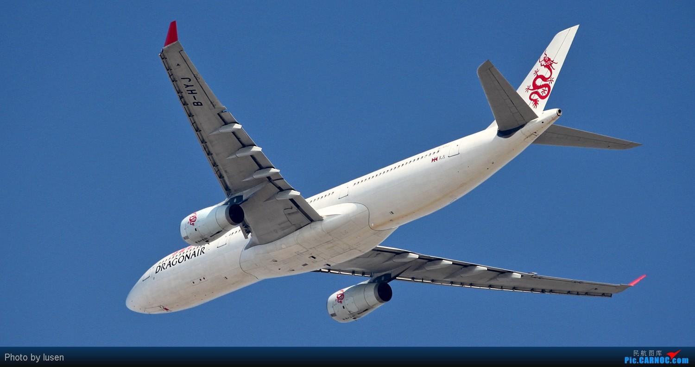 Re:[原创]大年初四PEK的各种肚皮照 AIRBUS A330-300 B-HYJ PEK