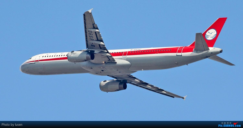 Re:[原创]大年初四PEK的各种肚皮照 AIRBUS A321-200 B-6590 PEK