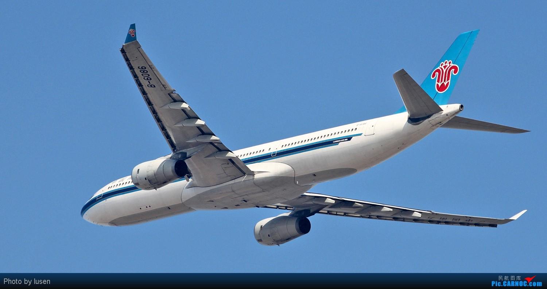 Re:[原创]大年初四PEK的各种肚皮照 AIRBUS A330-300 B-6086 PEK