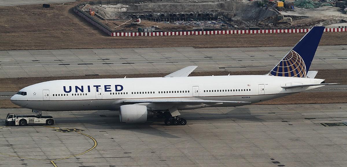 Re:[原创]过完小年儿,帝都的天气又不给力了!献上汉莎340-300等 BOEING 777-200 N220UA 中国北京首都机场