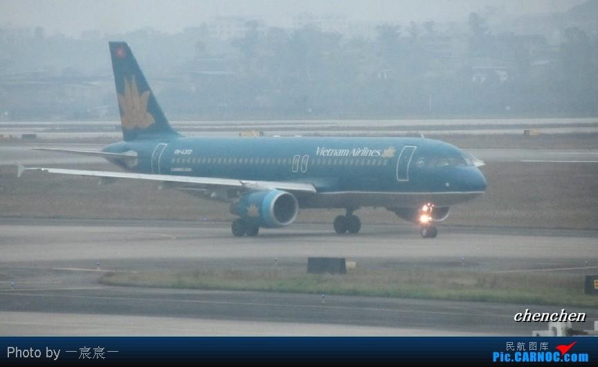 Re:[原创]CKG-CAN的CKG候机 AIRBUS A320 VN-A303 中国重庆江北机场