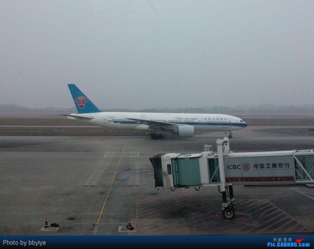 Re:假期结束了,回去开工了 1.30 CKG-CAN(CA330 B-6132) BOEING 777-200 B-2053 重庆江北机场