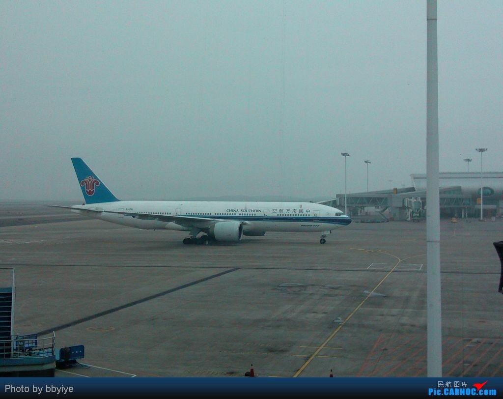 Re:[原创]假期结束了,回去开工了 1.30 CKG-CAN(CA330 B-6132) BOEING 777-200 B-2053 重庆江北机场