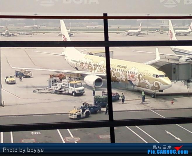 Re:Re:[原创]假期结束了,回去开工了 1.30 CKG-CAN(CA330 B-6132) BOEING 737-800 B-5198 北京首都机场