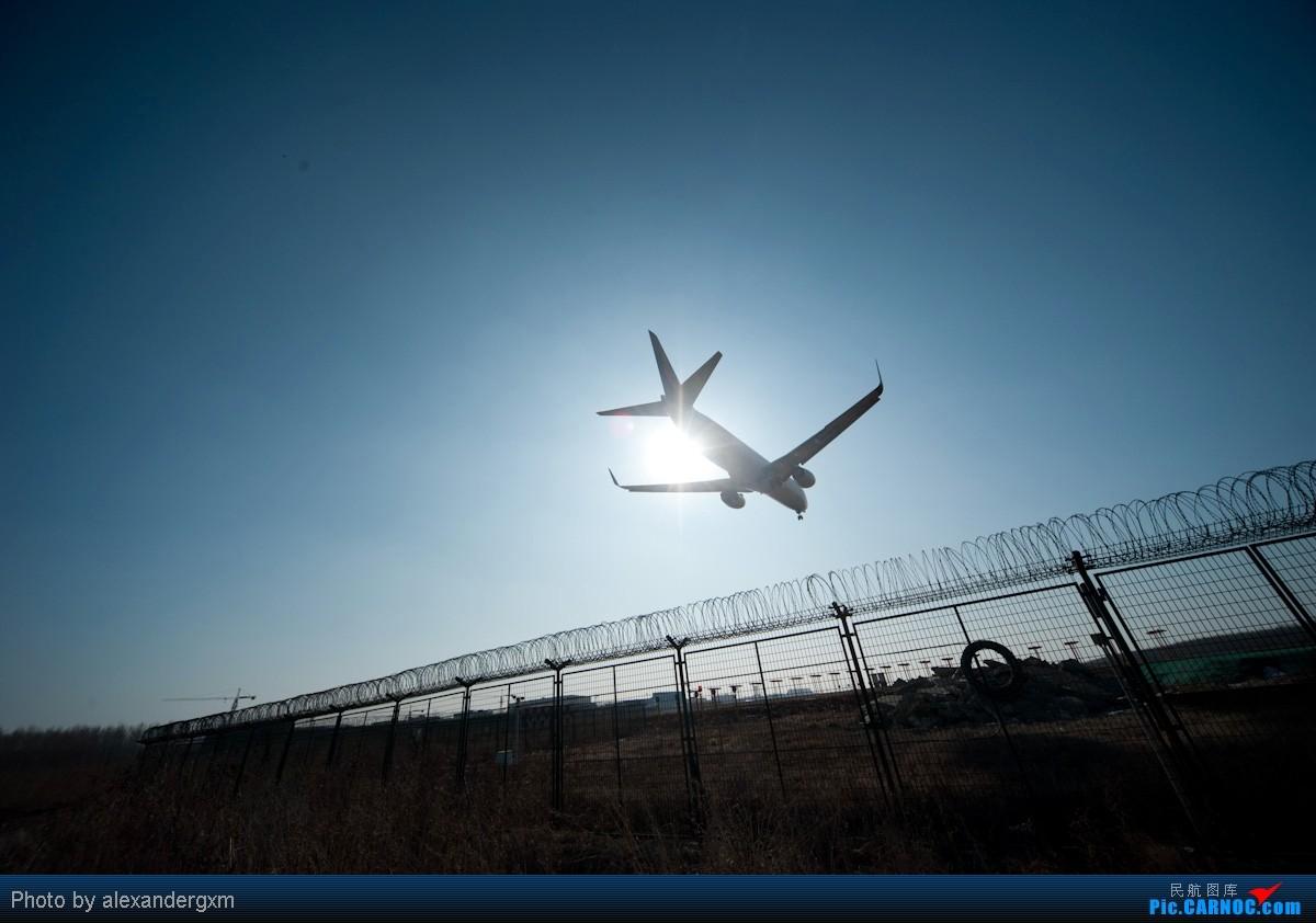 Re:[原创]第一次拍飞机~SHE-沈阳桃仙机场 BOEING 737-800 B-5181 中国沈阳桃仙机场