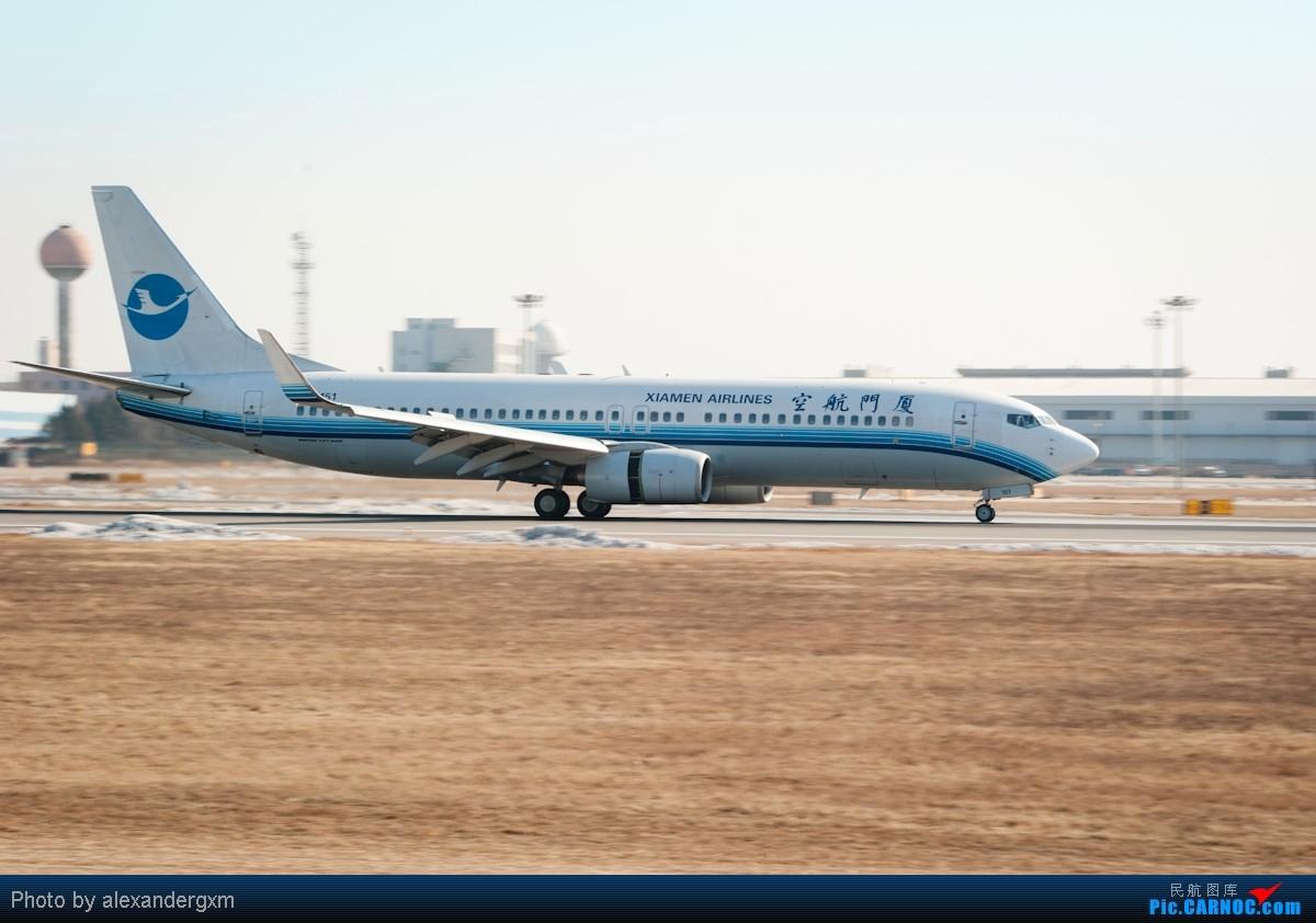 Re:[原创]【SHE】上午桃仙机场随拍~757斯基等~ BOEING 737-800 B-5151 中国沈阳桃仙机场