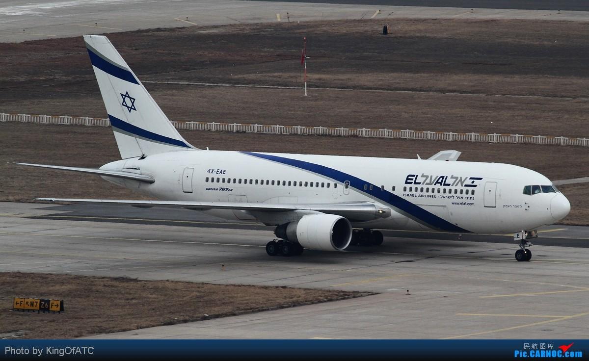 Re:[转贴]**荷兰航空霸气的起飞**  另送2张非主流 BOEING 767-200ER 4X-EAE 中国北京首都机场