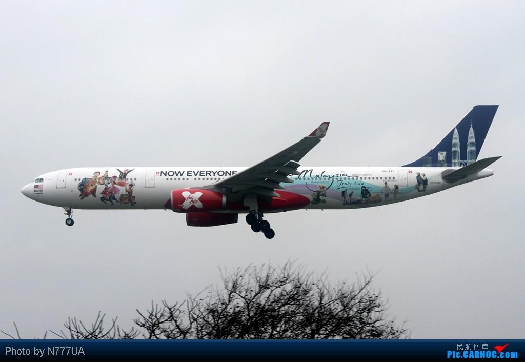 Re:[原创]01/21/2012 小年夜拍機~首遇汶萊航空包機&AIR ASIA X AIRBUS A330-343X 9M-XXF RCTP