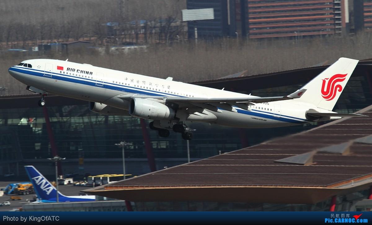 Re:[原创]**PEK好天!CAVOK!!**得瑟得瑟大飞机吧 AIRBUS A330-200 B-6505 中国北京首都机场
