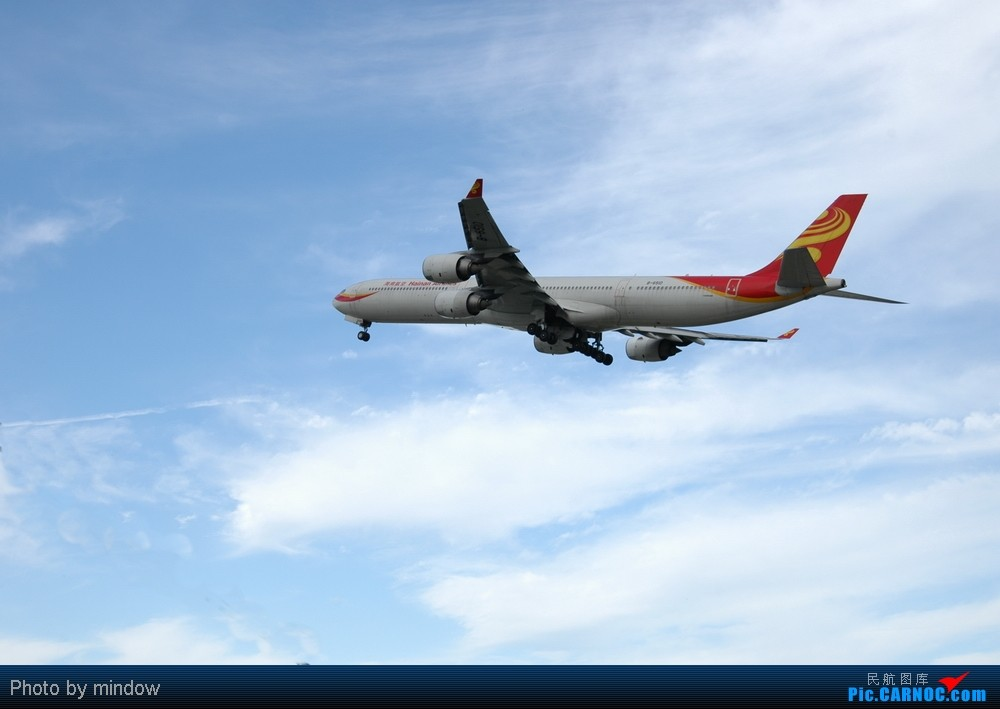 Re:[原创]首都机场36L马航A330、海航A346起飞 AIRBUS A340-600 B-6510 中国北京首都机场