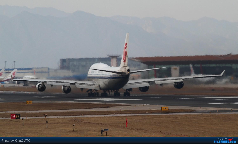 Re:[原创]**24-70也行?**东航窦尔敦又过来挑战视觉极限了 BOEING 747-400 B-2457 中国北京首都机场