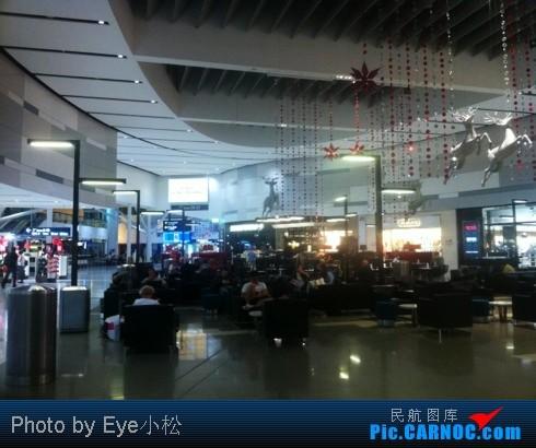 [原创][初來乍到 遊記首發] SYD-BKK 中華航空商務艙    澳大利亚悉尼金斯福德·史密斯机场