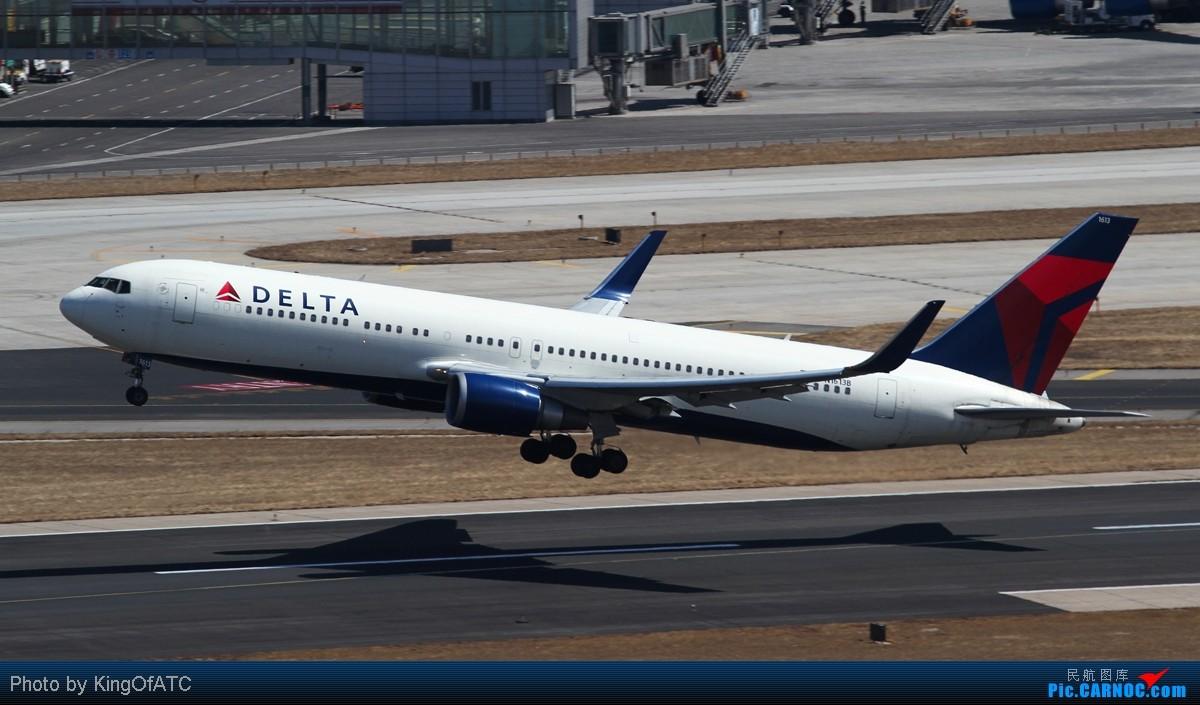 Re:[原创]**PEK CAVOK**印尼苏西洛的灰机+好光线下的大灰机 BOEING 767-300 N1613B 中国北京首都机场
