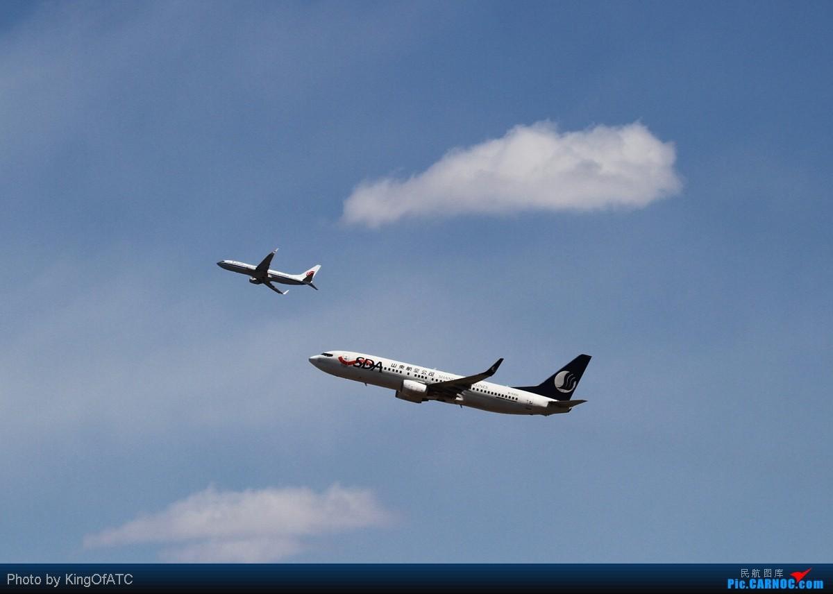 Re:[原创]**PEK CAVOK**印尼苏西洛的灰机+好光线下的大灰机 BOEING 737-800 B-5332 中国北京首都机场