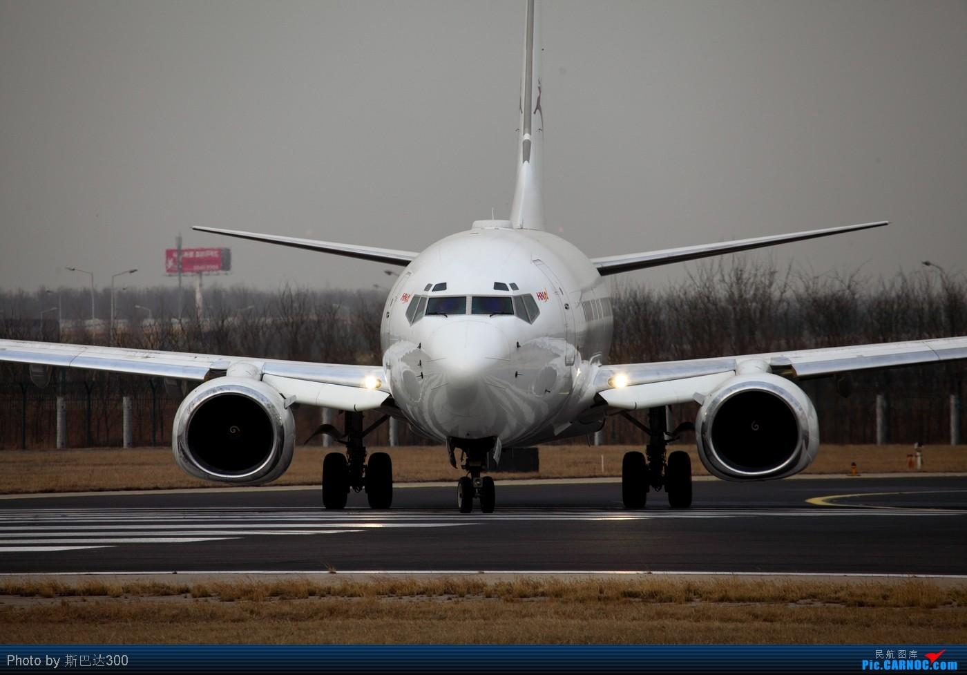 Re:[原创]西跑和天北路的小小小小收获 BOEING 737-700 B-5266 中国北京首都机场