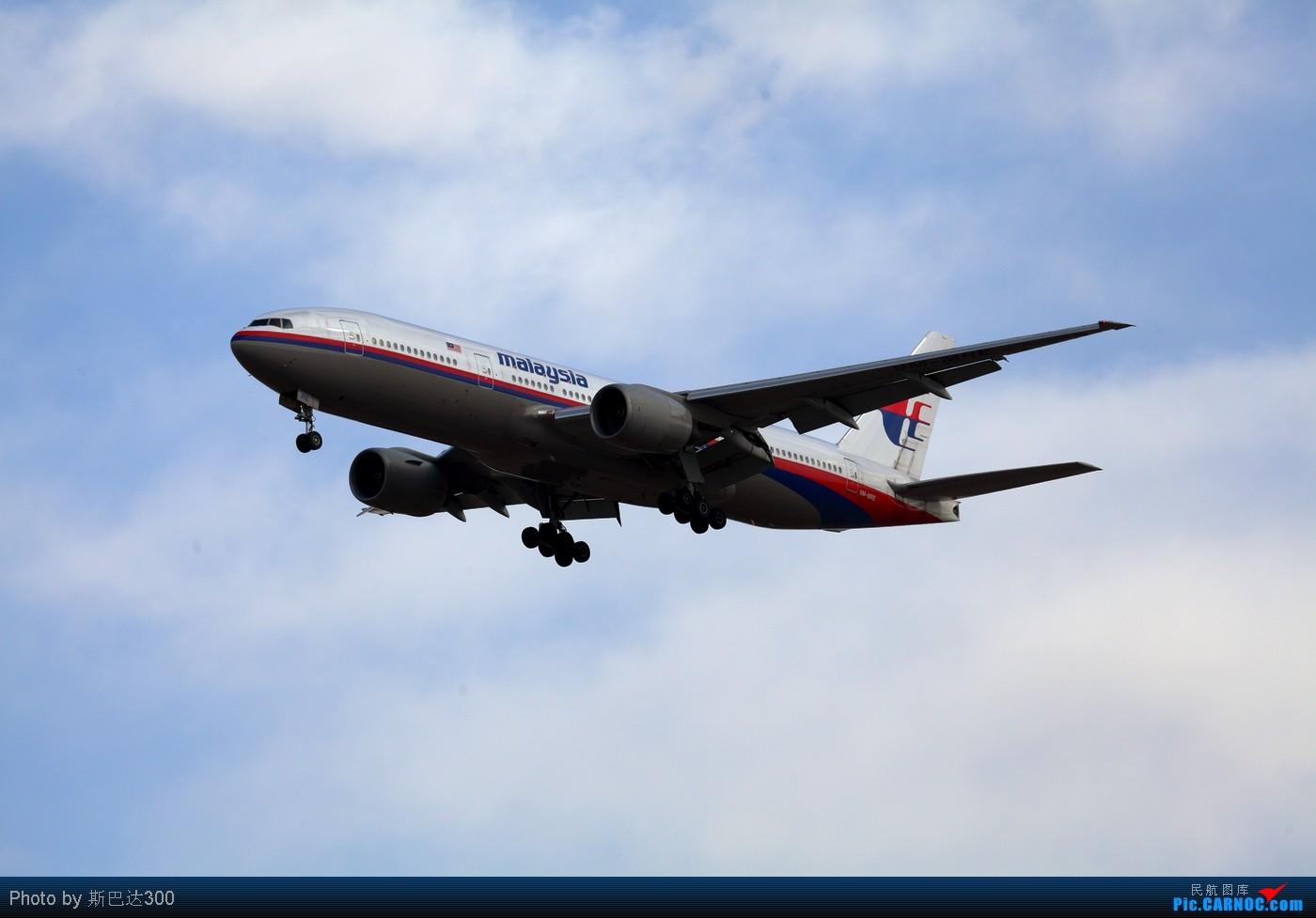 Re:[原创]西跑和天北路的小小小小收获 BOEING 777-200 9M-MRE 中国北京首都机场