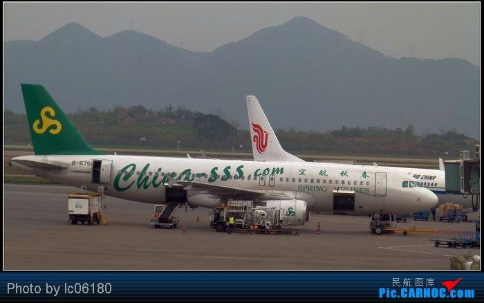 Re:[原创]【新手拍机】CKG·重庆 AIRBUS A320-200 B-6751 中国重庆江北机场