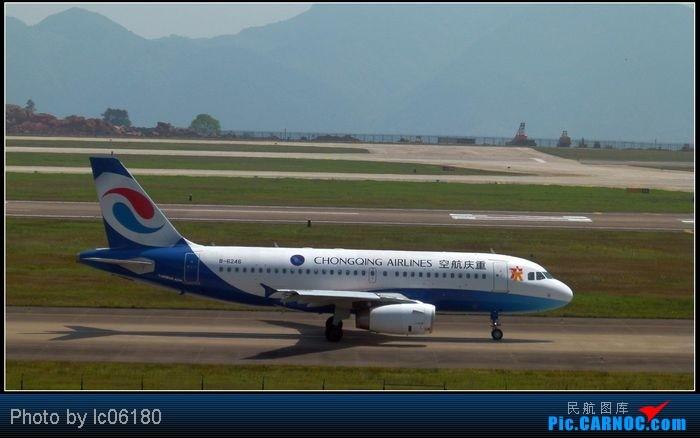 Re:[原创]【新手拍机】CKG·重庆 AIRBUS A319-100 B-6248 中国重庆江北机场