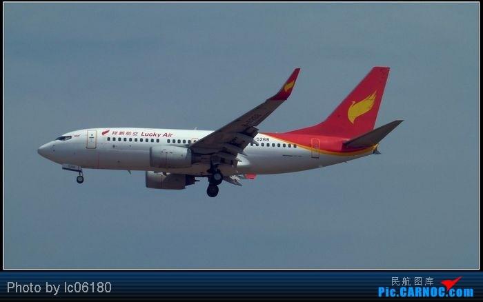 Re:[原创]【新手拍机】CKG·重庆 BOEING 737-700 B-5268 中国重庆江北机场