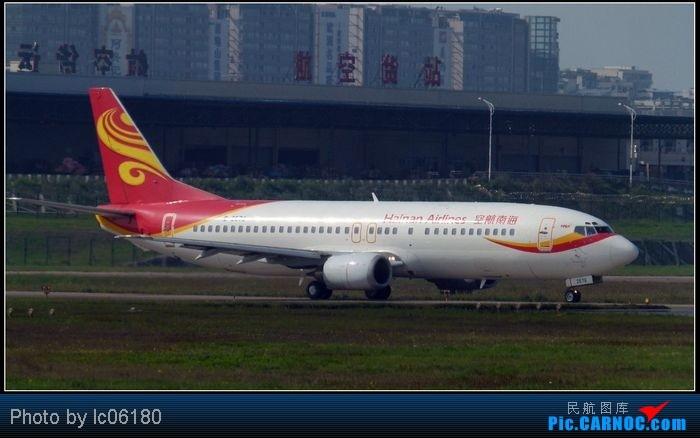 Re:[原创]【新手拍机】CKG·重庆 BOEING 737-400 B-2576 中国重庆江北机场