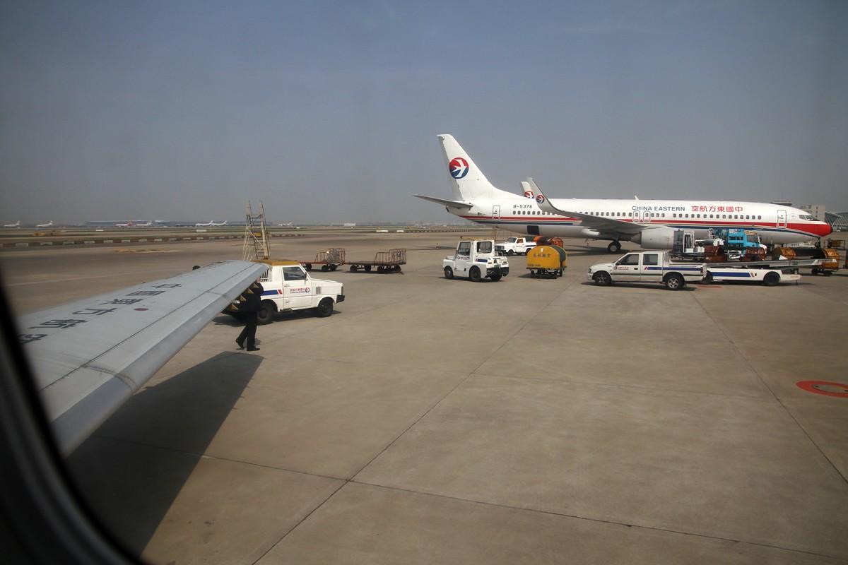 生活的开胃菜,东航MU2910航班,上海浦东到淮安短途飞行记录,
