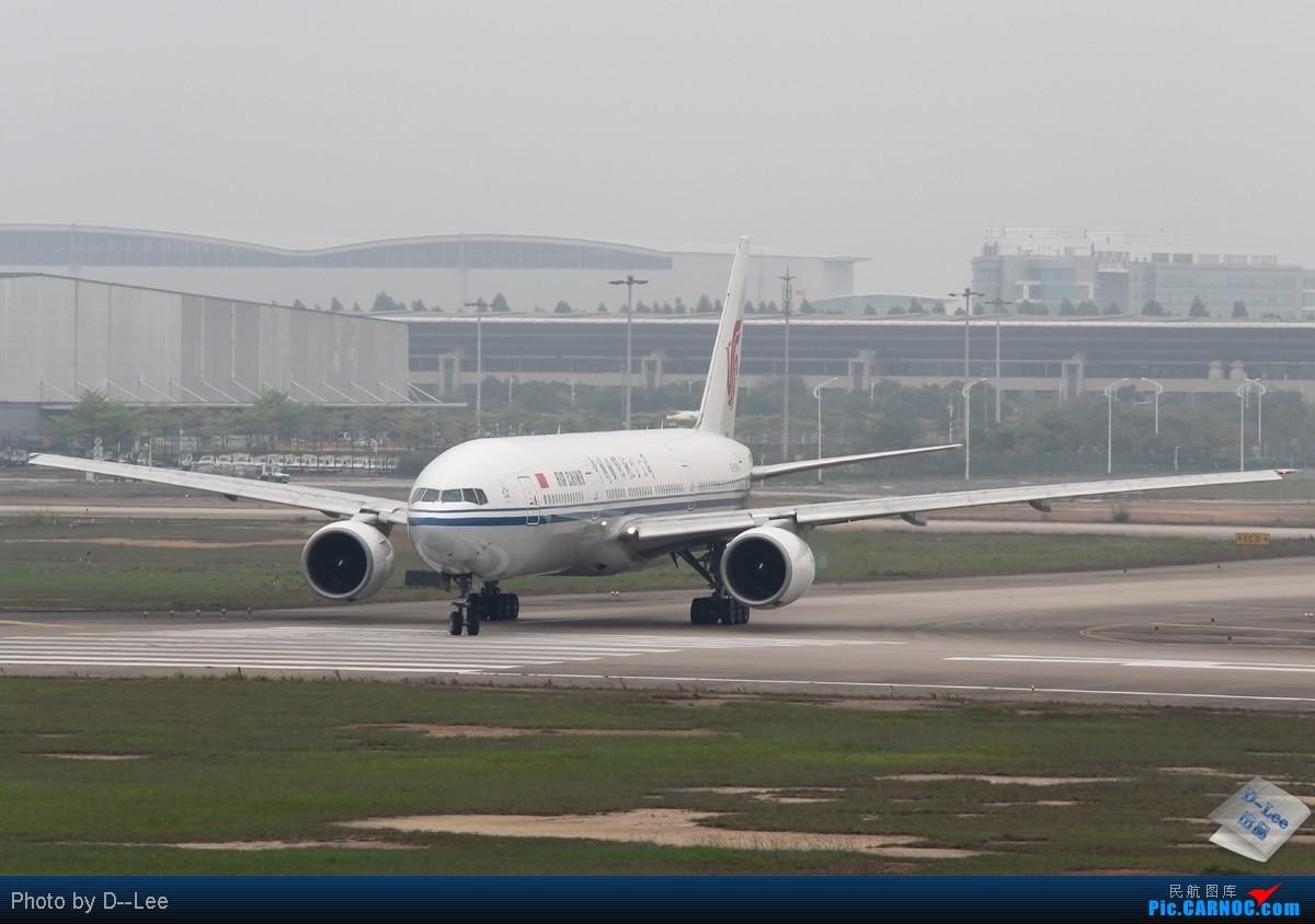 Re:[原创]【广州,你好】-一组出现在广州的波音777 BOEING 777-200 B-2069 中国广州白云机场