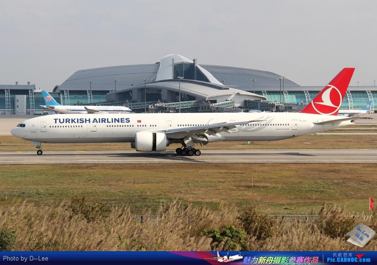 Re:[原创]【广州,你好】-一组出现在广州的波音777 BOEING 777-300ER TC-JJJ 中国广州白云机场