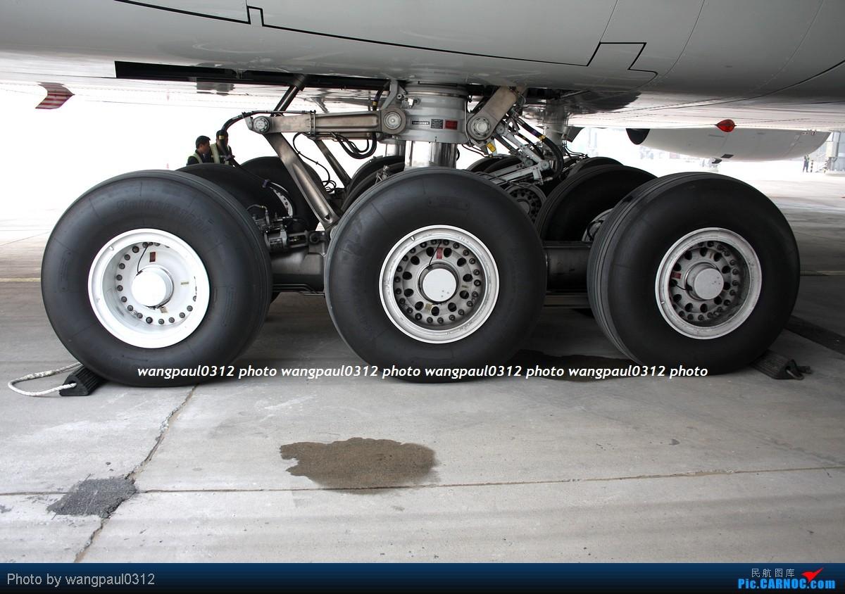 Re:[原创]一组广角拍摄的灰机照片 AIRBUS A380-841 B-6136 北京首都国际机场