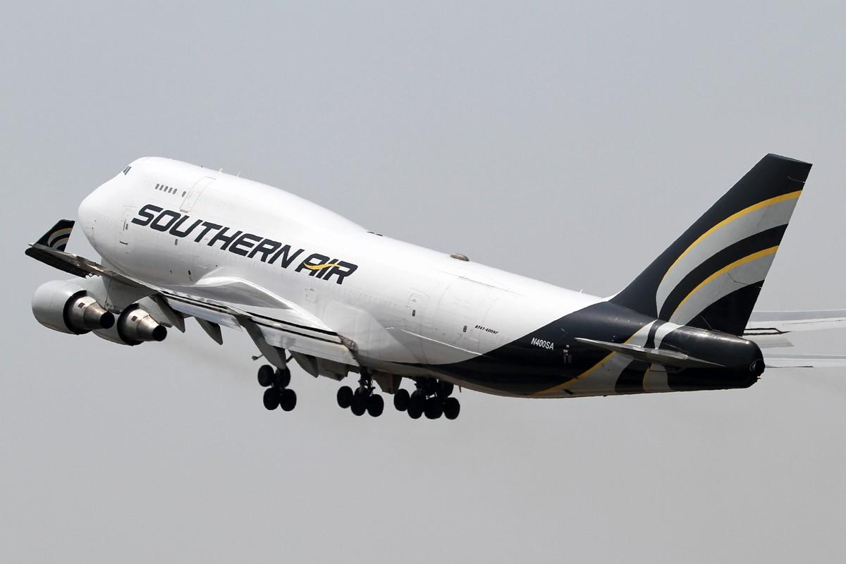 Re:[原创]【PVG】**********四月就拍747,永恒的空中女王********** BOEING 747-400BDSF N400SA 中国上海浦东机场