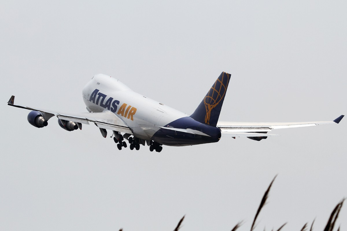 Re:[原创]【PVG】**********四月就拍747,永恒的空中女王********** BOEING 747-400F N492MC 中国上海浦东机场