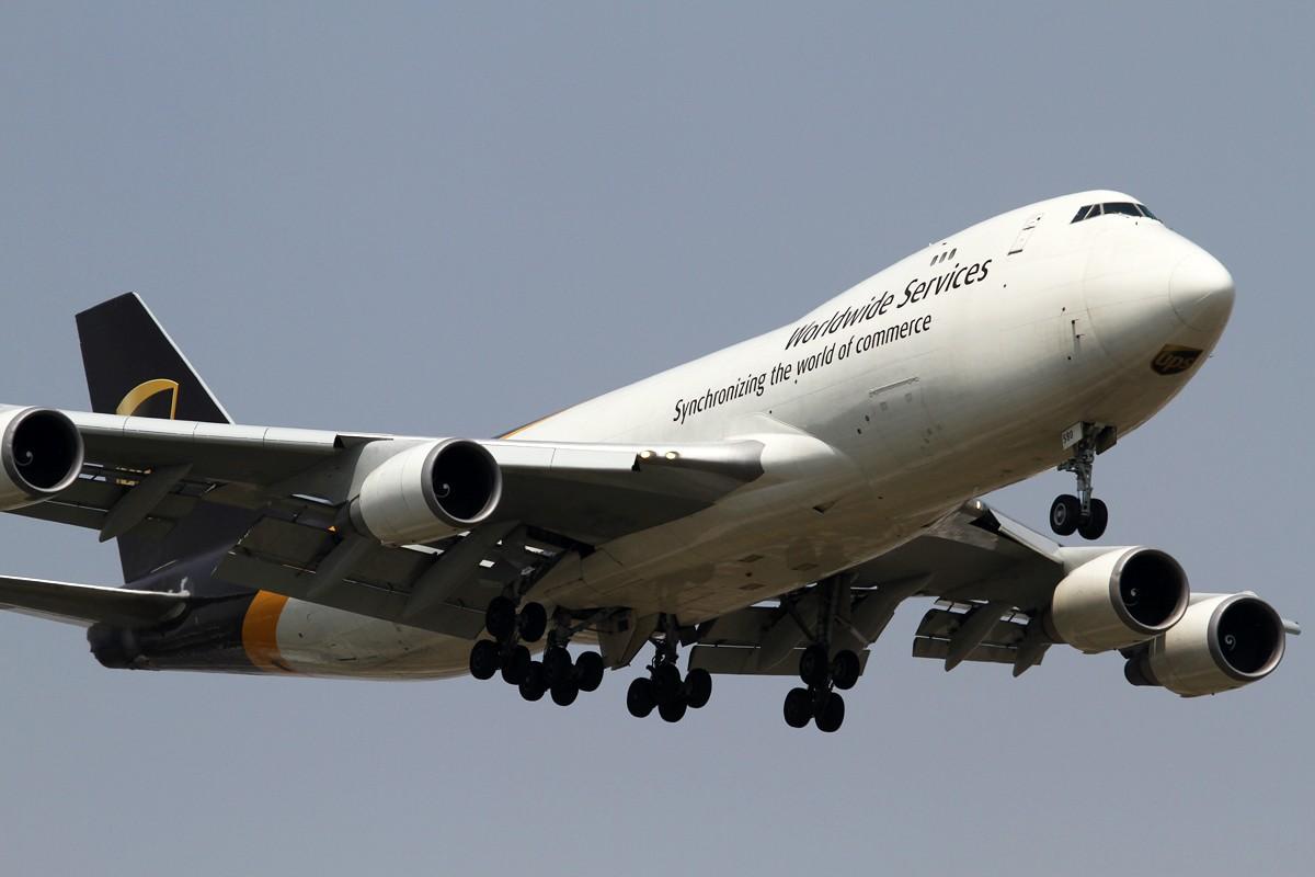 Re:[原创]【PVG】**********四月就拍747,永恒的空中女王********** BOEING 747-400F N580UP 中国上海浦东机场