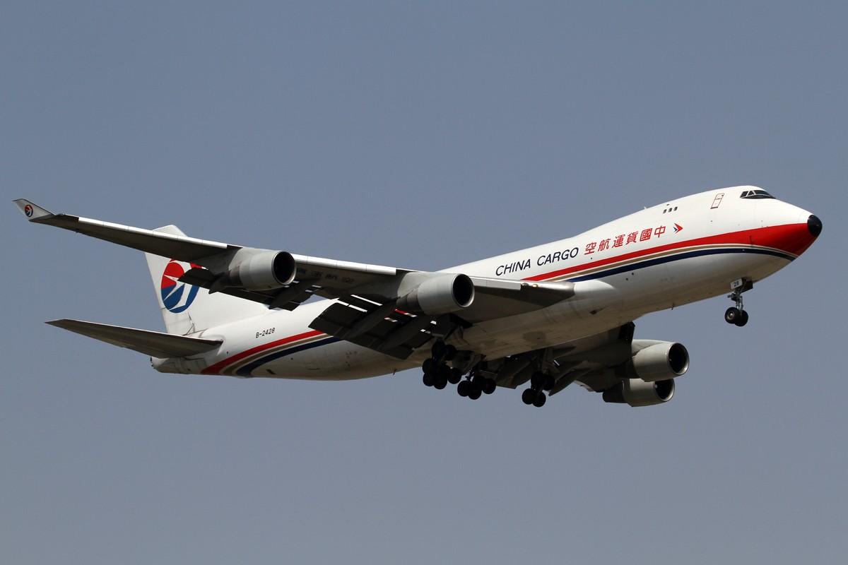 Re:[原创]【PVG】**********四月就拍747,永恒的空中女王********** BOEING 747-400 B-2428 中国上海浦东机场
