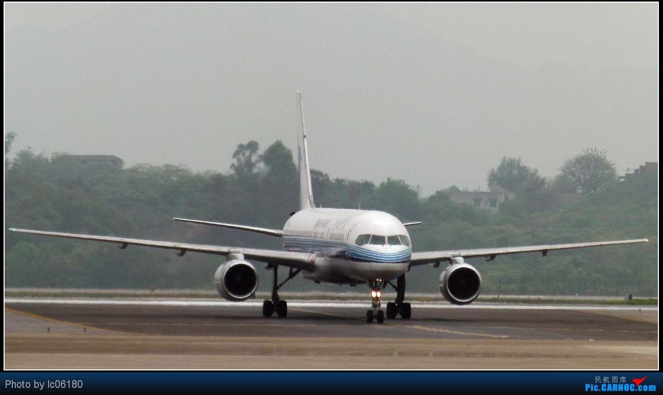 Re:[原创]『lc06180』CKG·周末拍机 BOEING 757-200 B-2848 中国重庆江北机场