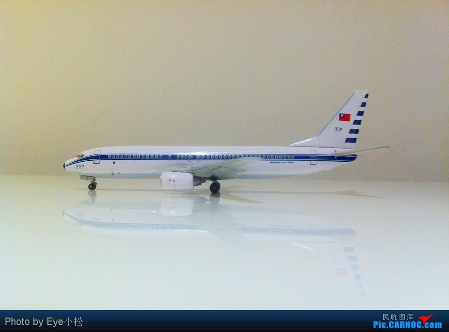 Re:[原创]穿越五十年——我的華航機隊模型收藏 從B747-400到DC-3