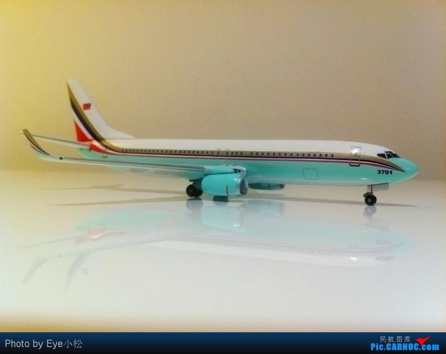 Re:[原创]穿越五十年——我的華航機隊模型收藏 從B747-400到DC-3 新增4架空軍行政專機