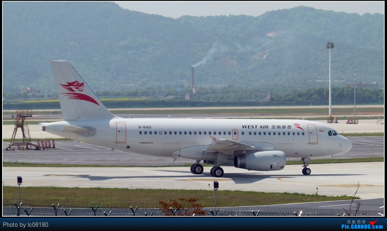 Re:[原创]从KHN到CKG  3U8960 AIRBUS A319 B-6421 中国南昌昌北机场