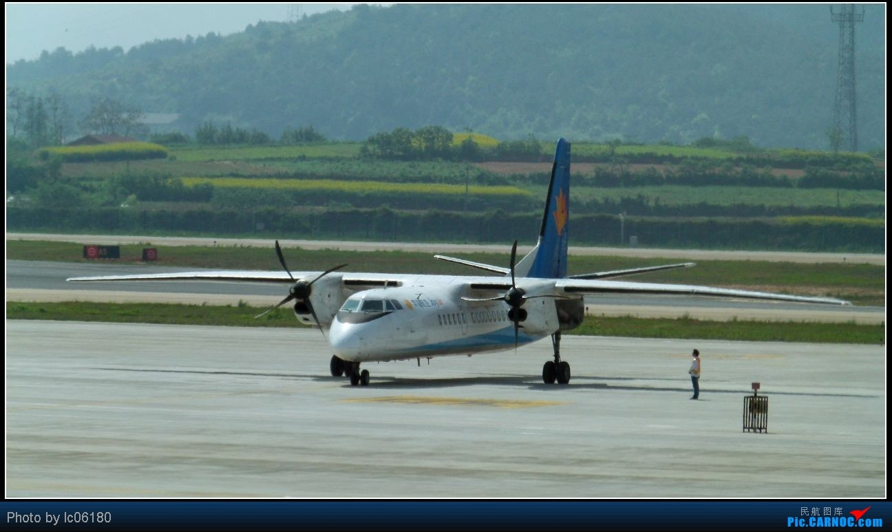 Re:[原创]从KHN到CKG  3U8960 XIAN AIRCRAFT INDUSTRY MA-60 B-3452 中国南昌昌北机场
