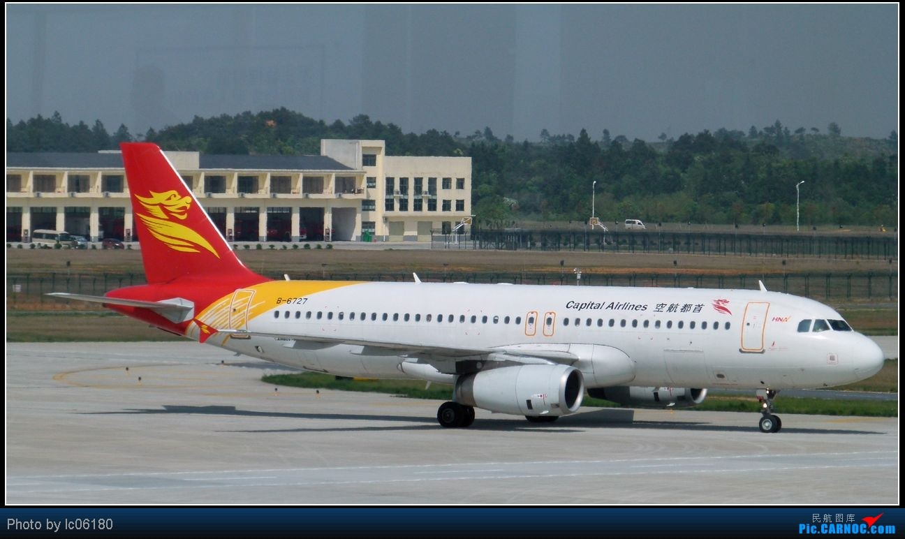 Re:[原创]从KHN到CKG  3U8960 AIRBUS A320-200 B-6727 中国南昌昌北机场