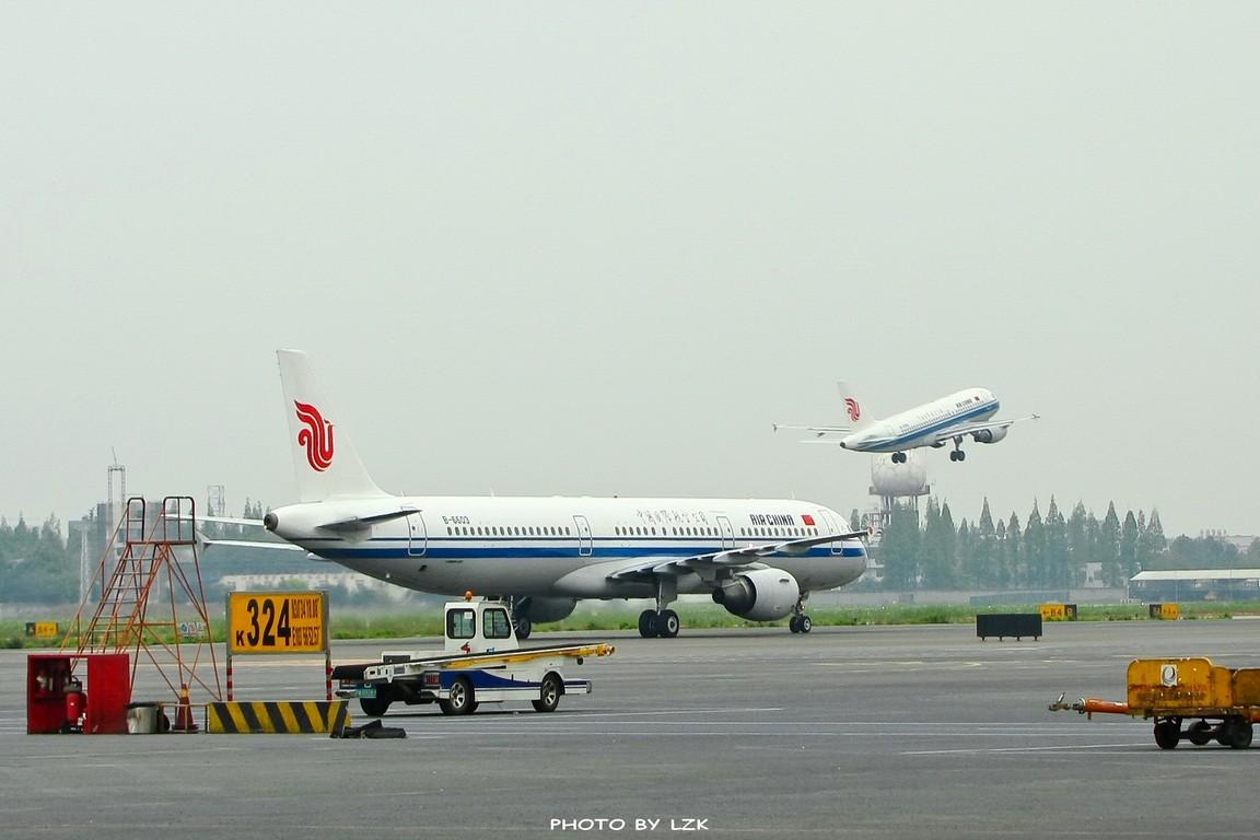 Re:[原创]双流机场02L内场拍摄(多图79P) AIRBUS A321 B-6603 ZUUU