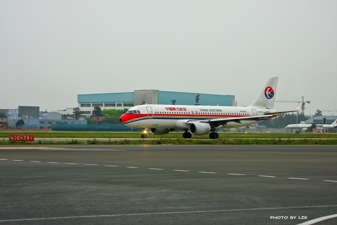 Re:[原创]双流机场02L内场拍摄(多图79P) AIRBUS A320 B-2221 ZUUU