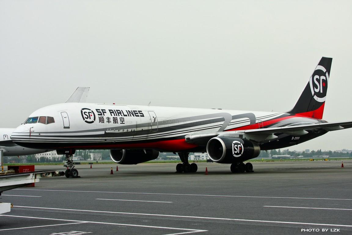 Re:[原创]双流机场02L内场拍摄(多图79P) BOEING 757-200 B-2899 ZUUU