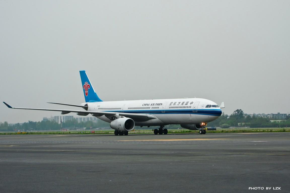 Re:[原创]双流机场02L内场拍摄(多图79P) AIRBUS A330 B-6500 ZUUU