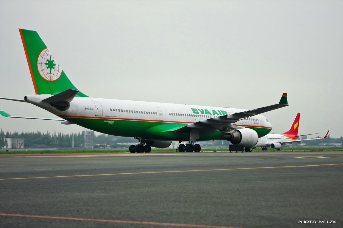 Re:[原创]双流机场02L内场拍摄(多图79P) AIRBUS A330 B-16303 ZUUU